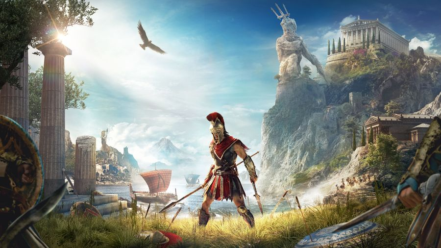 Epic. Truly Epic.   [Source: Assassins Creed® Odyssey]