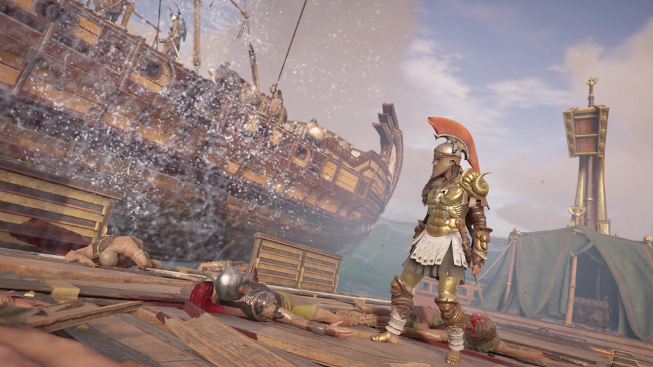 Ahoy!   [Source: Assassins Creed® Odyssey]