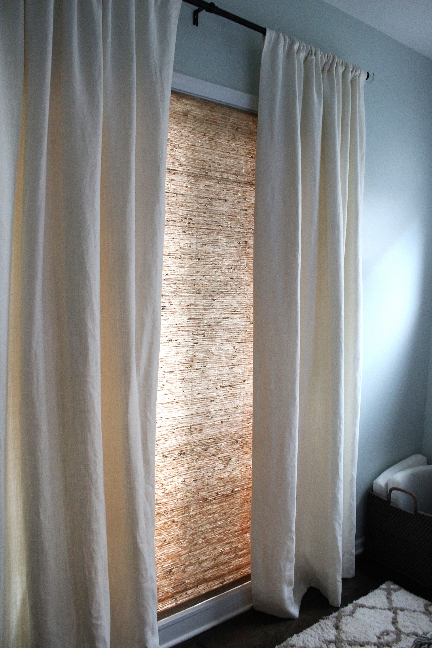 Bedroom Drapes- Sadie Road