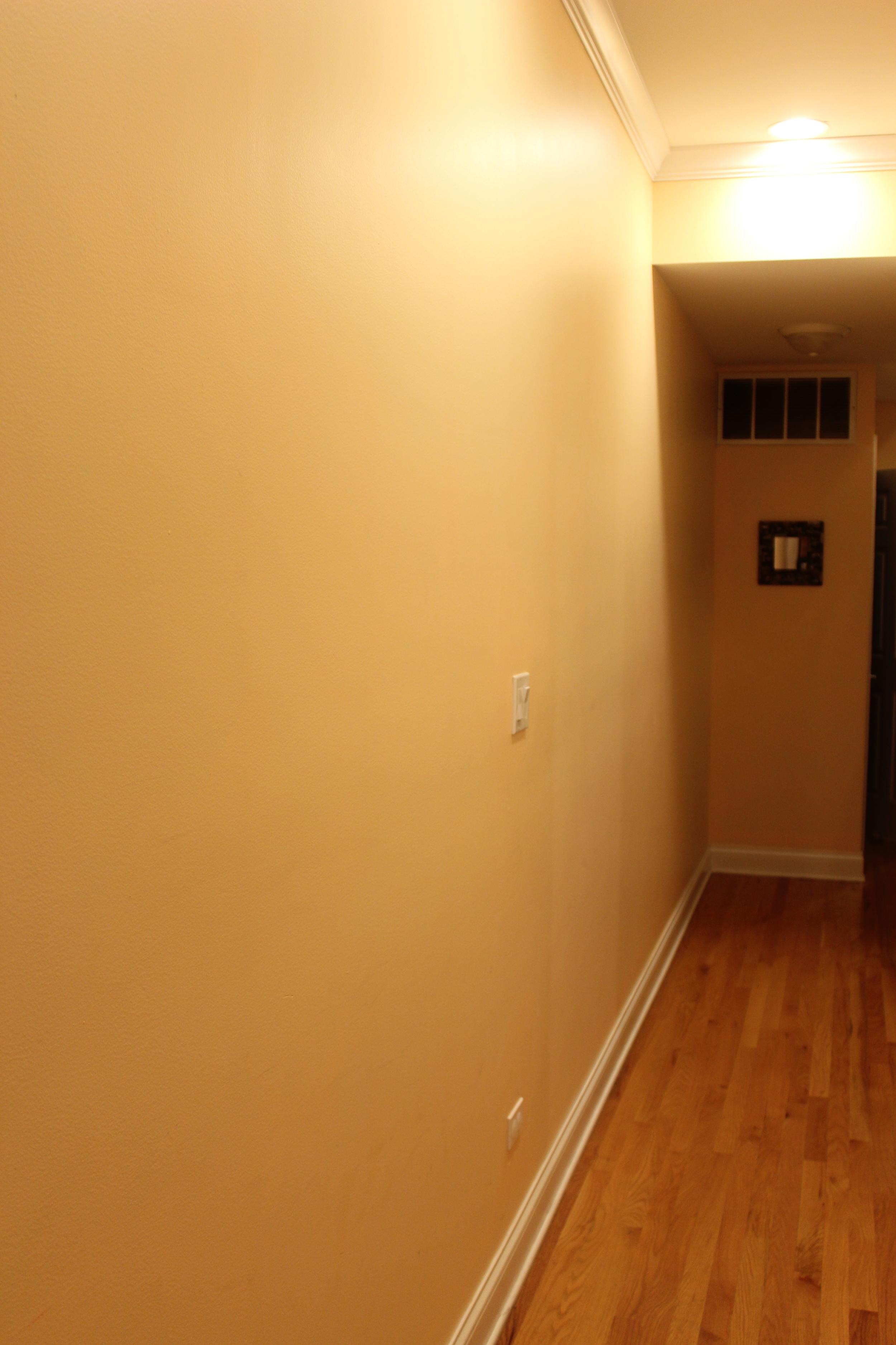 Hallway before Sadie Road