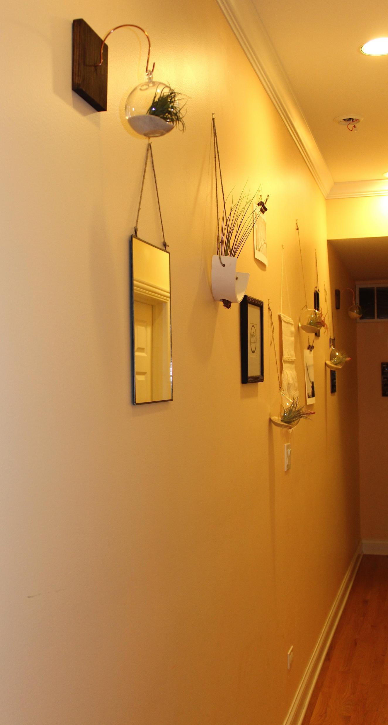Hallway after Sadie Road
