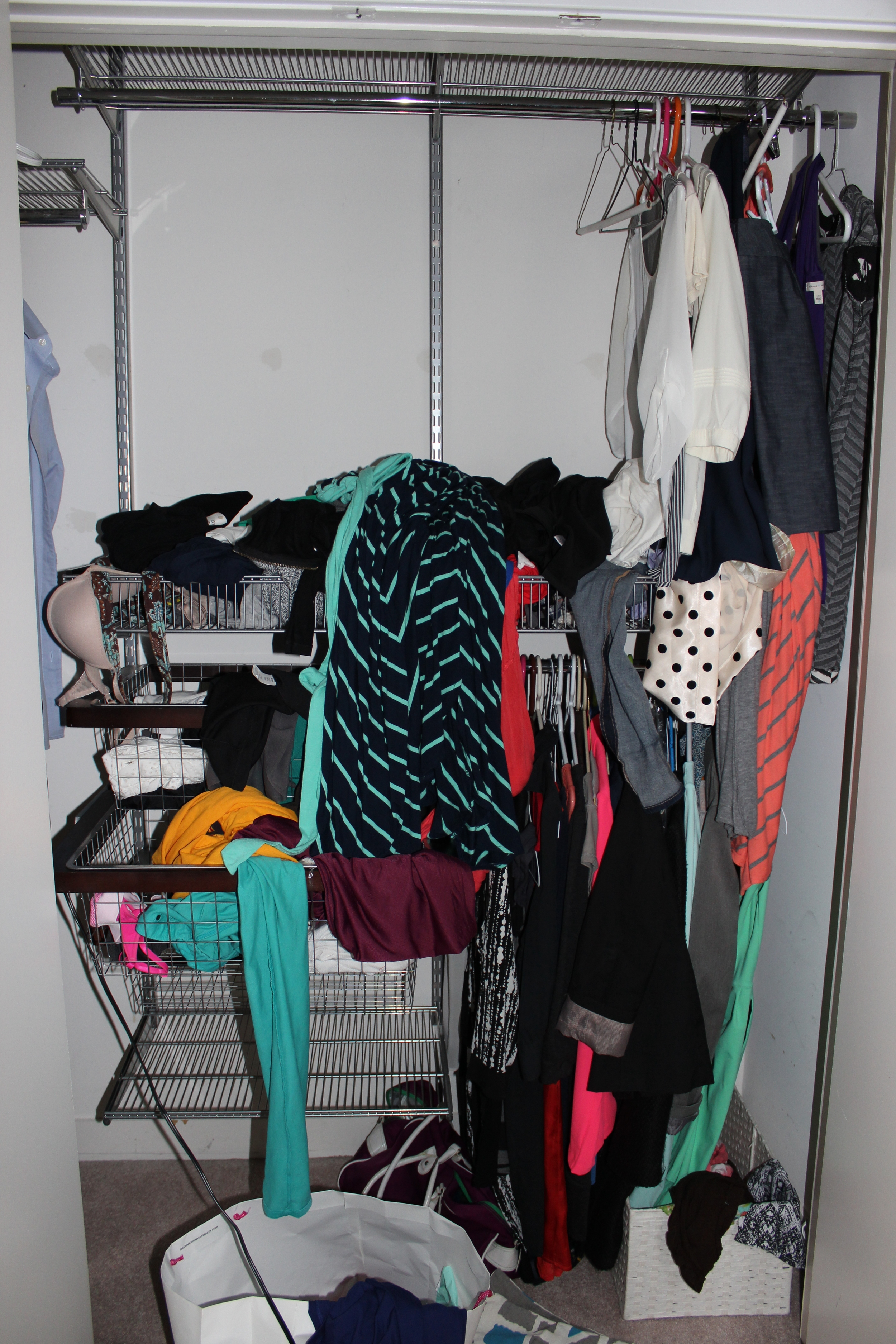Closet before-Sadie Road