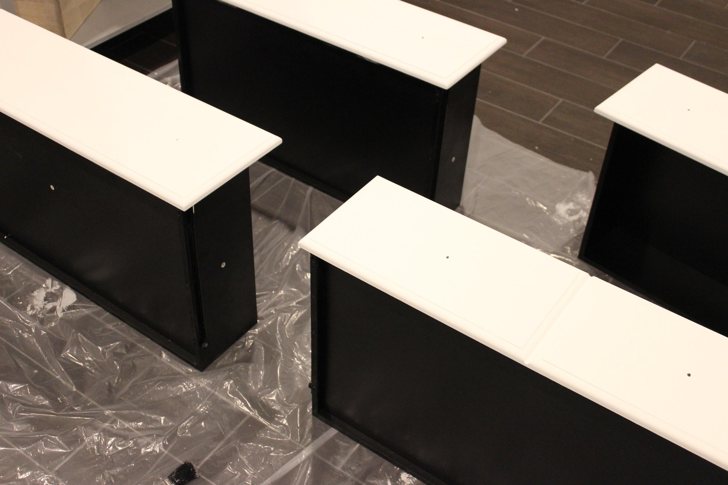 Dresser in progress- Sadie Road