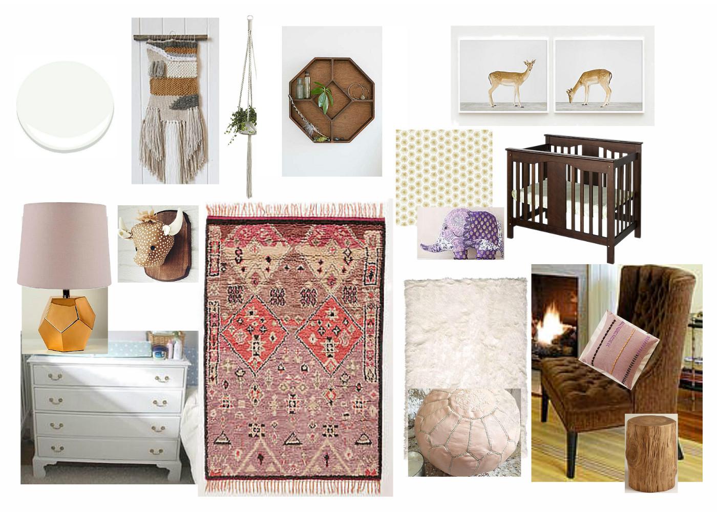 Toddler Room inspiration-Sadie Road