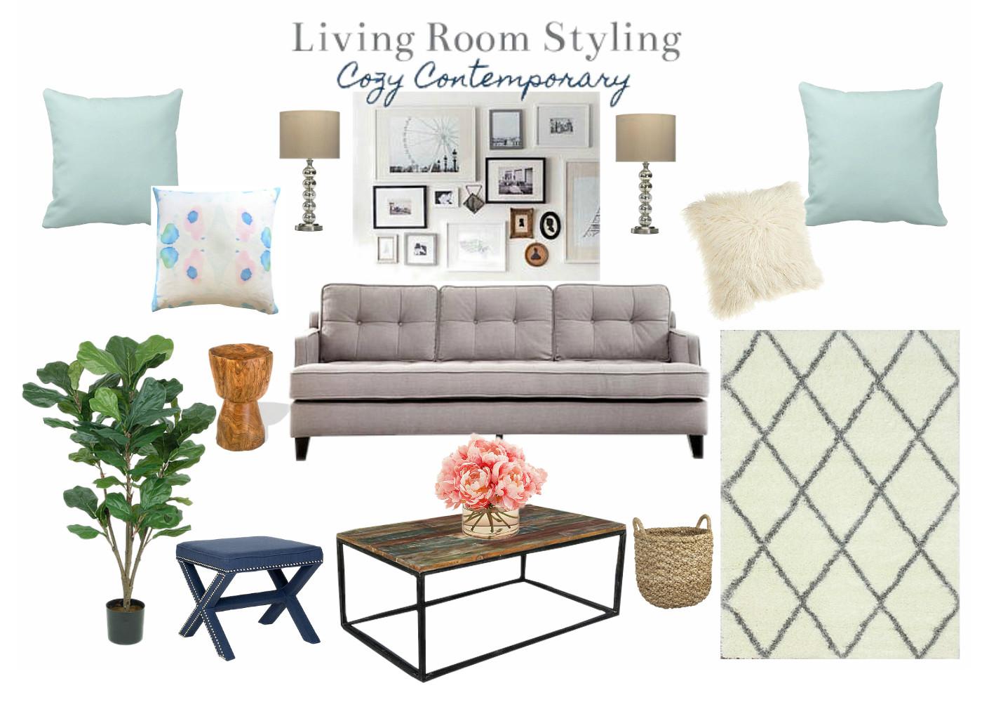 Living Room Inspiration-Sadie Road