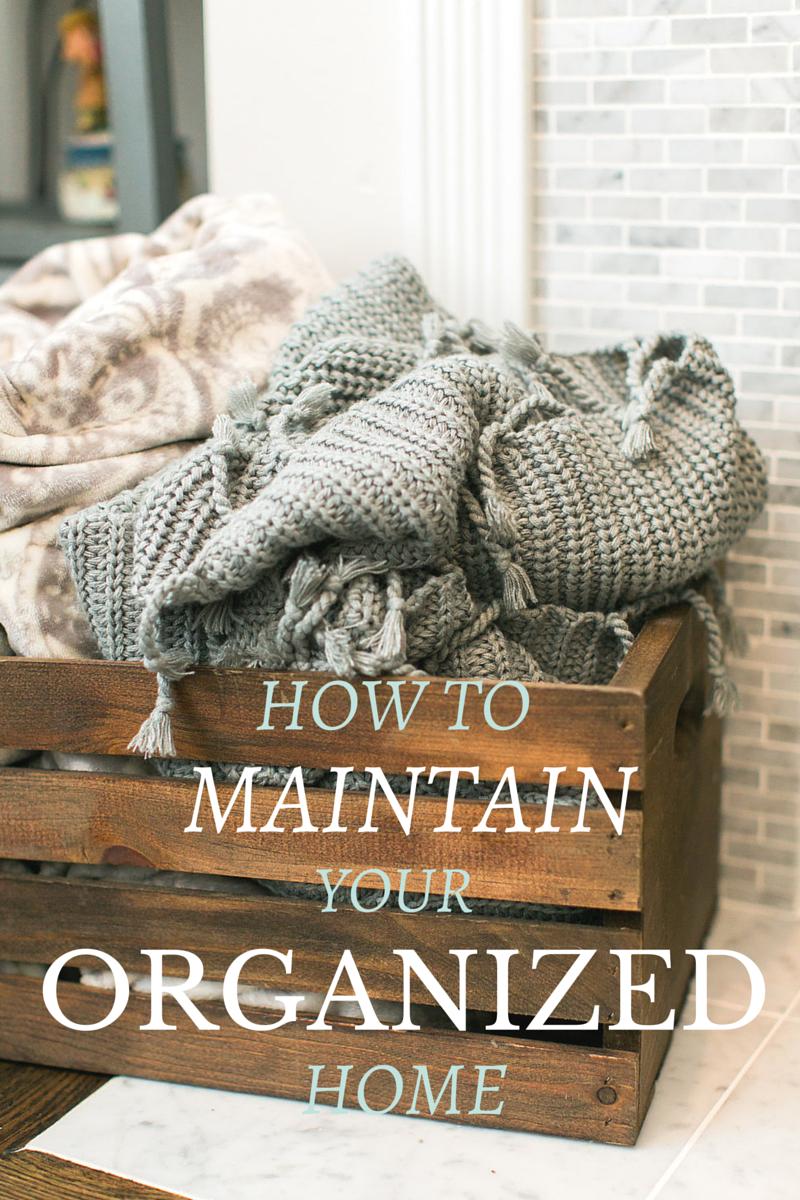Organization Maintenance-Sadie Road