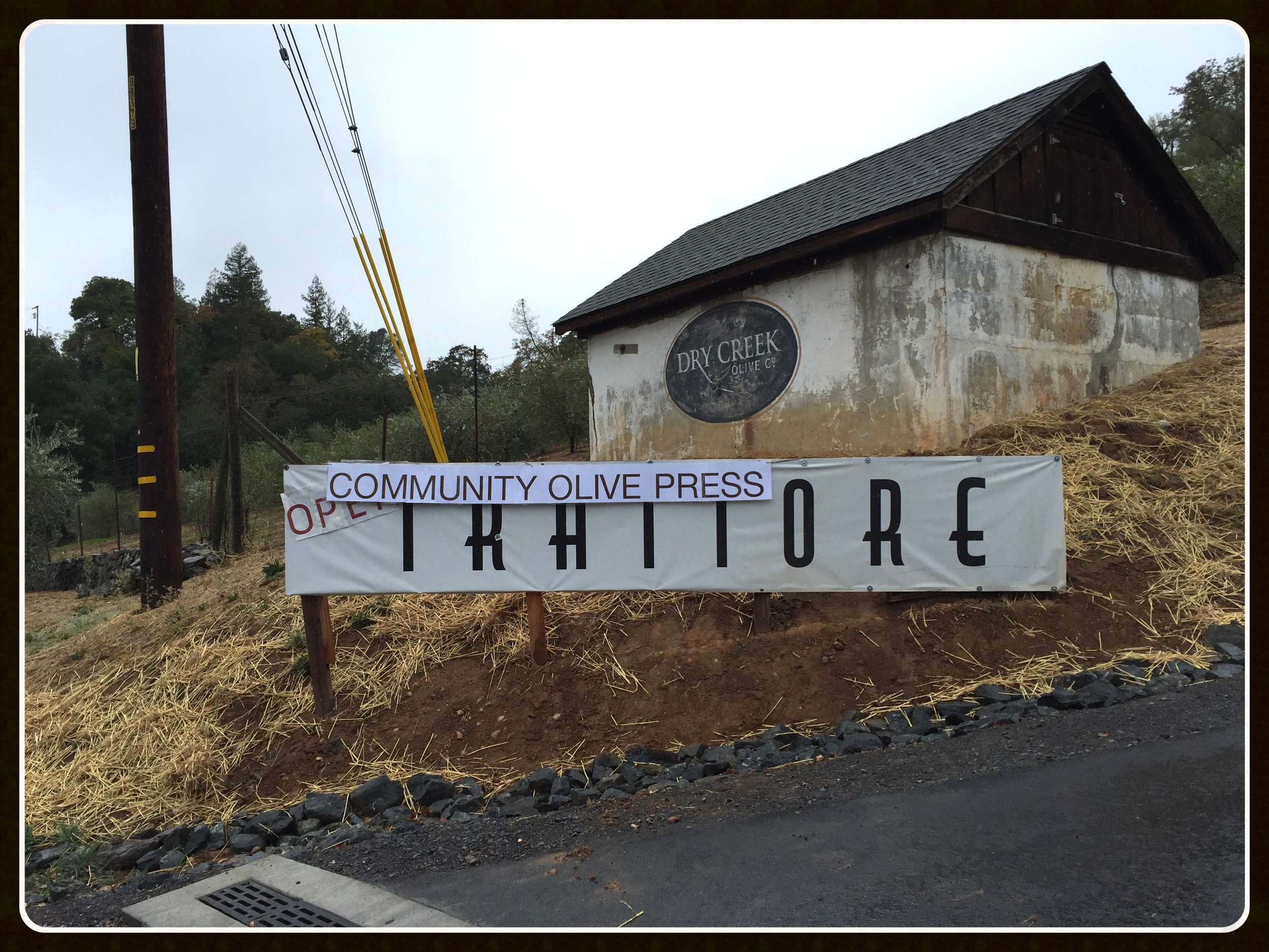 Trattore Farms' Community Milling Day
