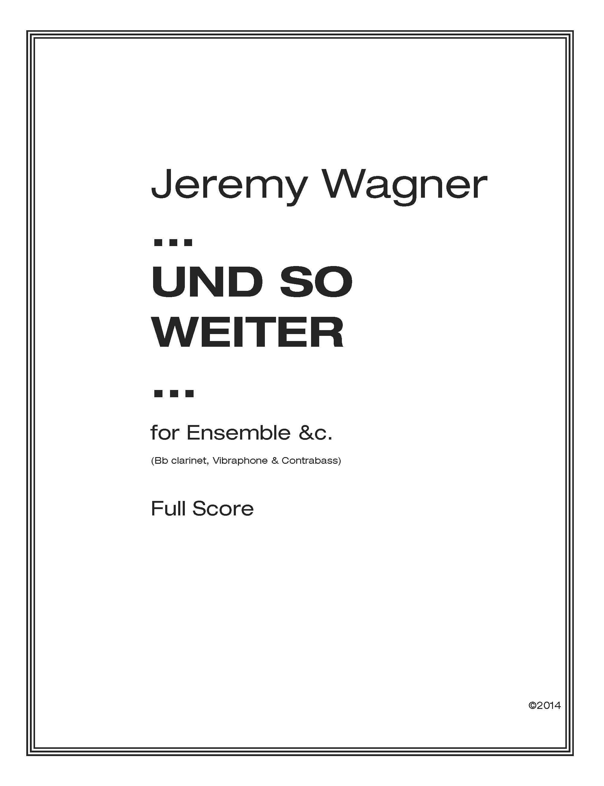 Click to view score