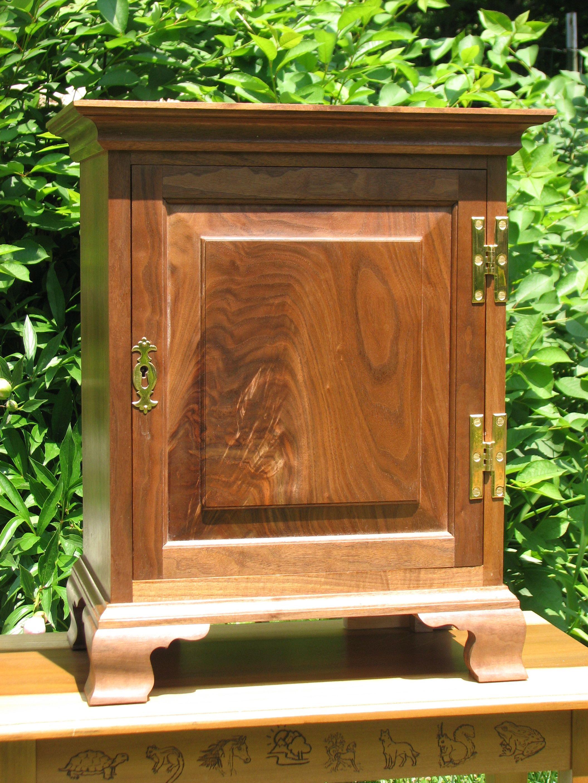 Pennsylvania Spice Box
