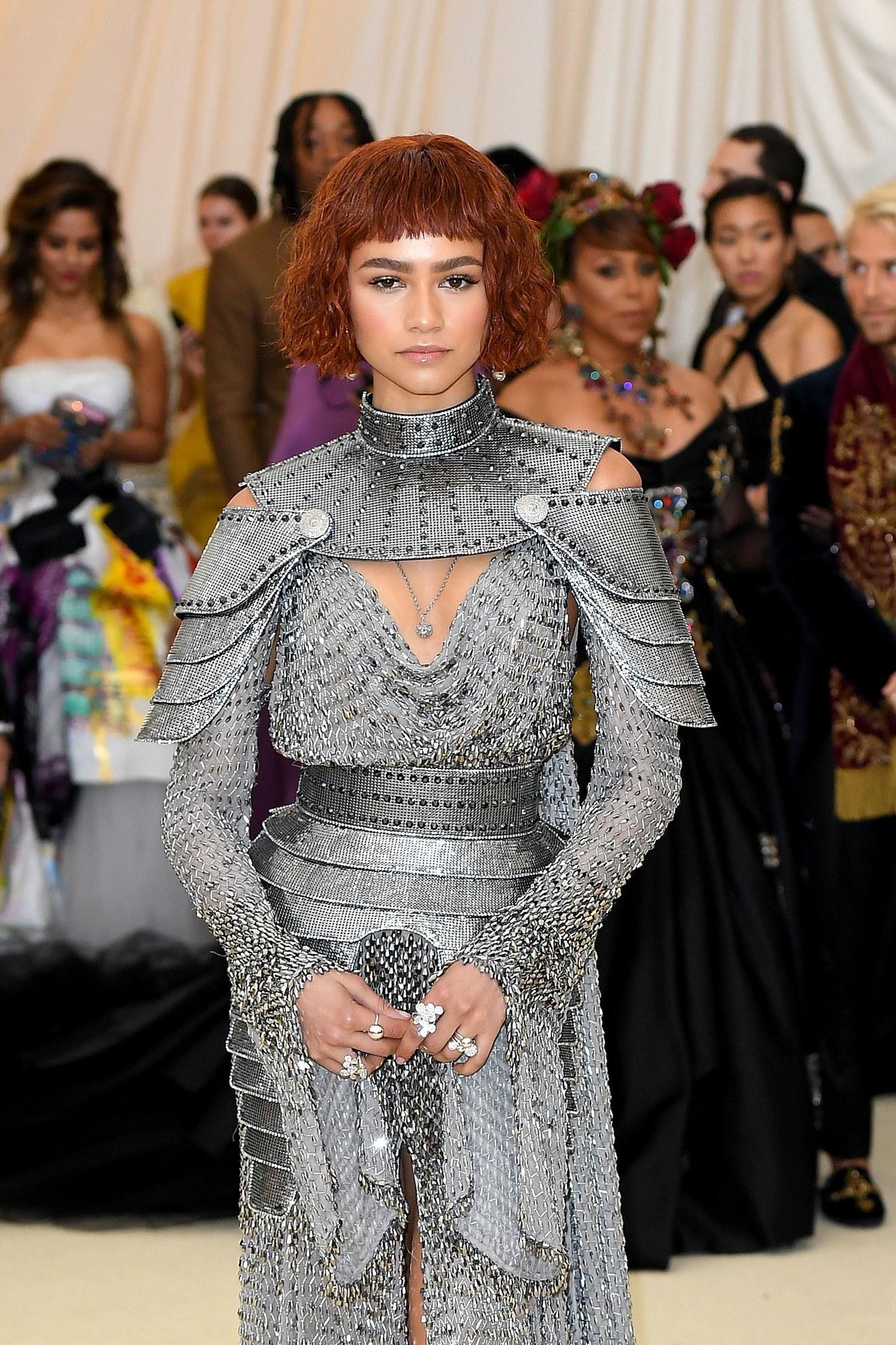 Zendayain  Versace