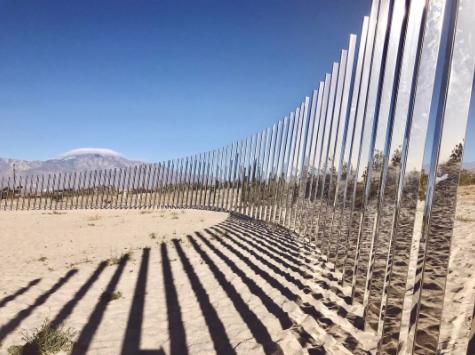 72andSunny team building trip to Palm Springs Desert X art installation 2017