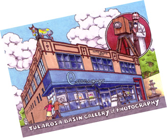 Stop in the gallery for free postcards to send your friends!