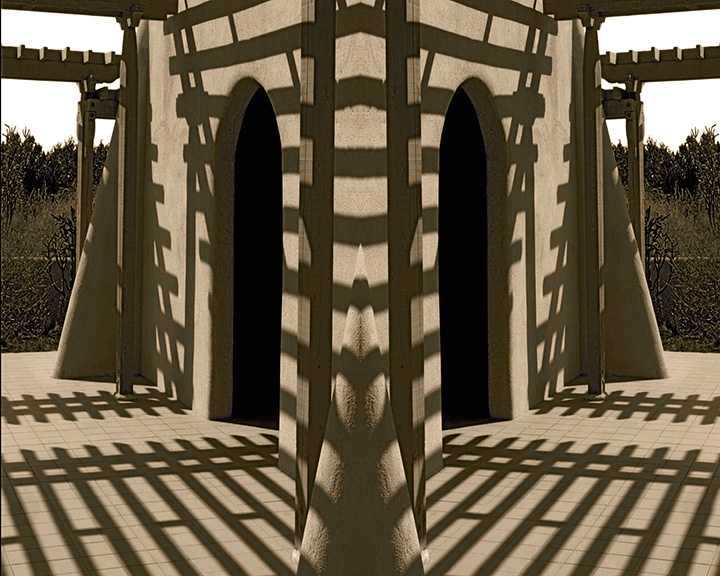 Escher's Adobe