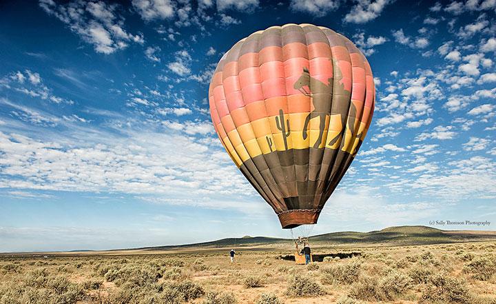 Soft Landing - Taos