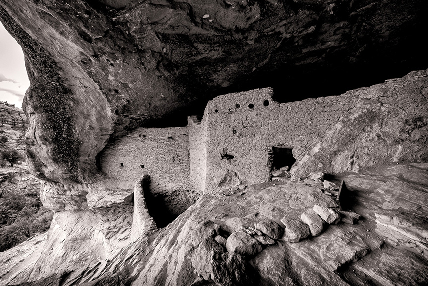 Gila Cliff Dwellings National Monument I