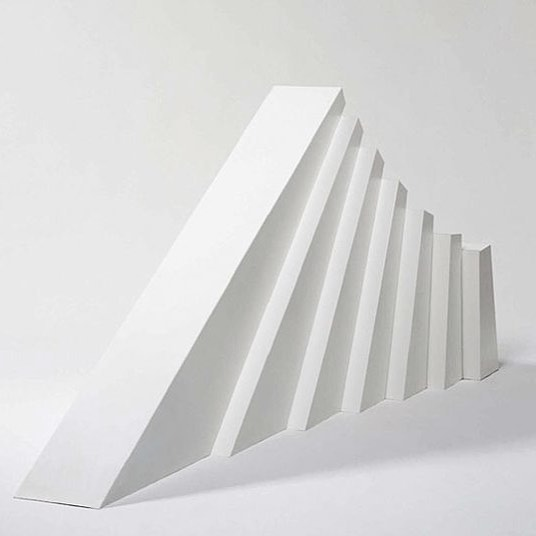 #minimalism #abstract #art Donald Judd, 1968