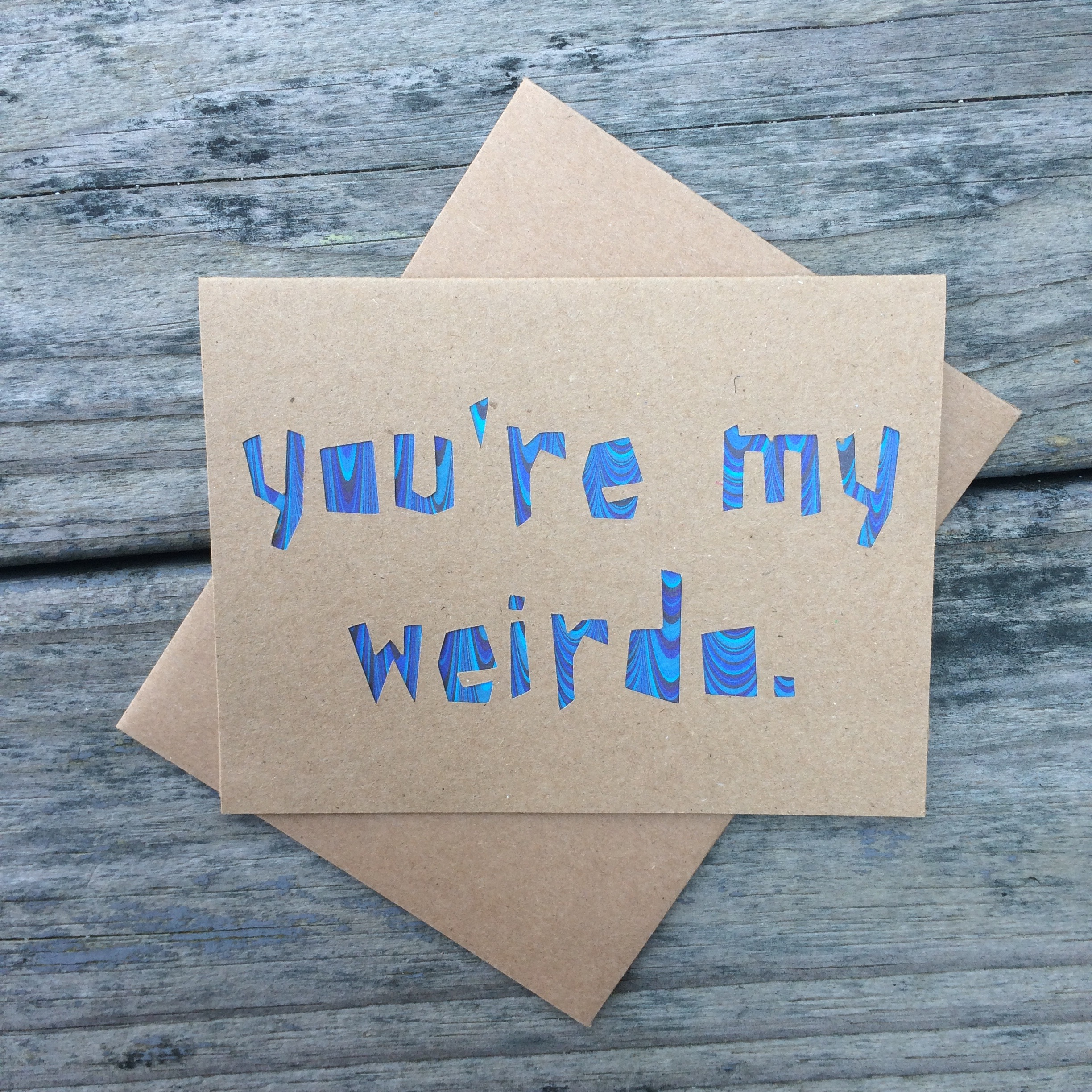 youre my weirdo.jpg