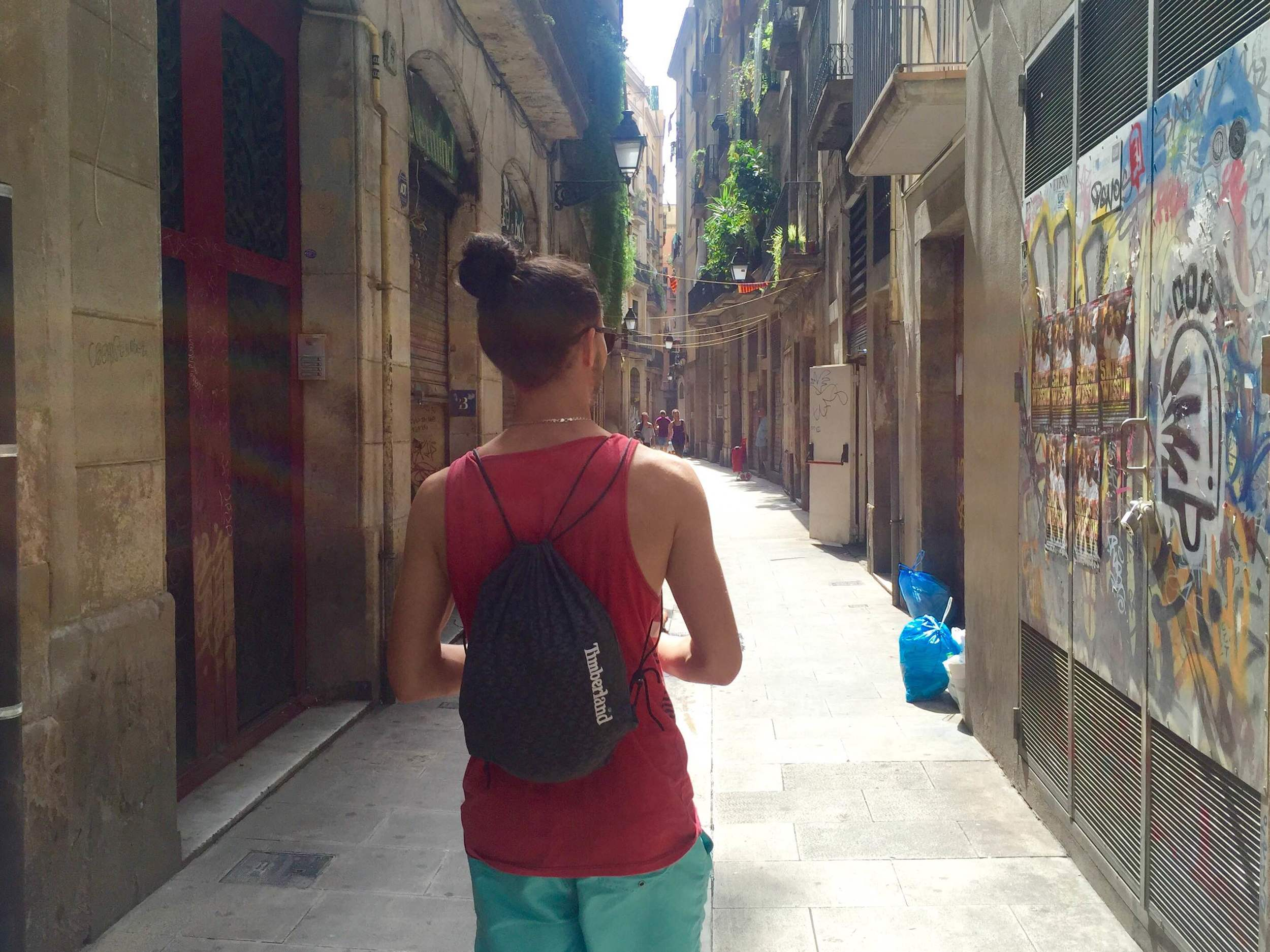 barcelona, 2015