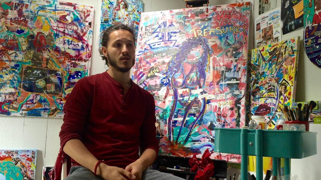 loft studio, 2016