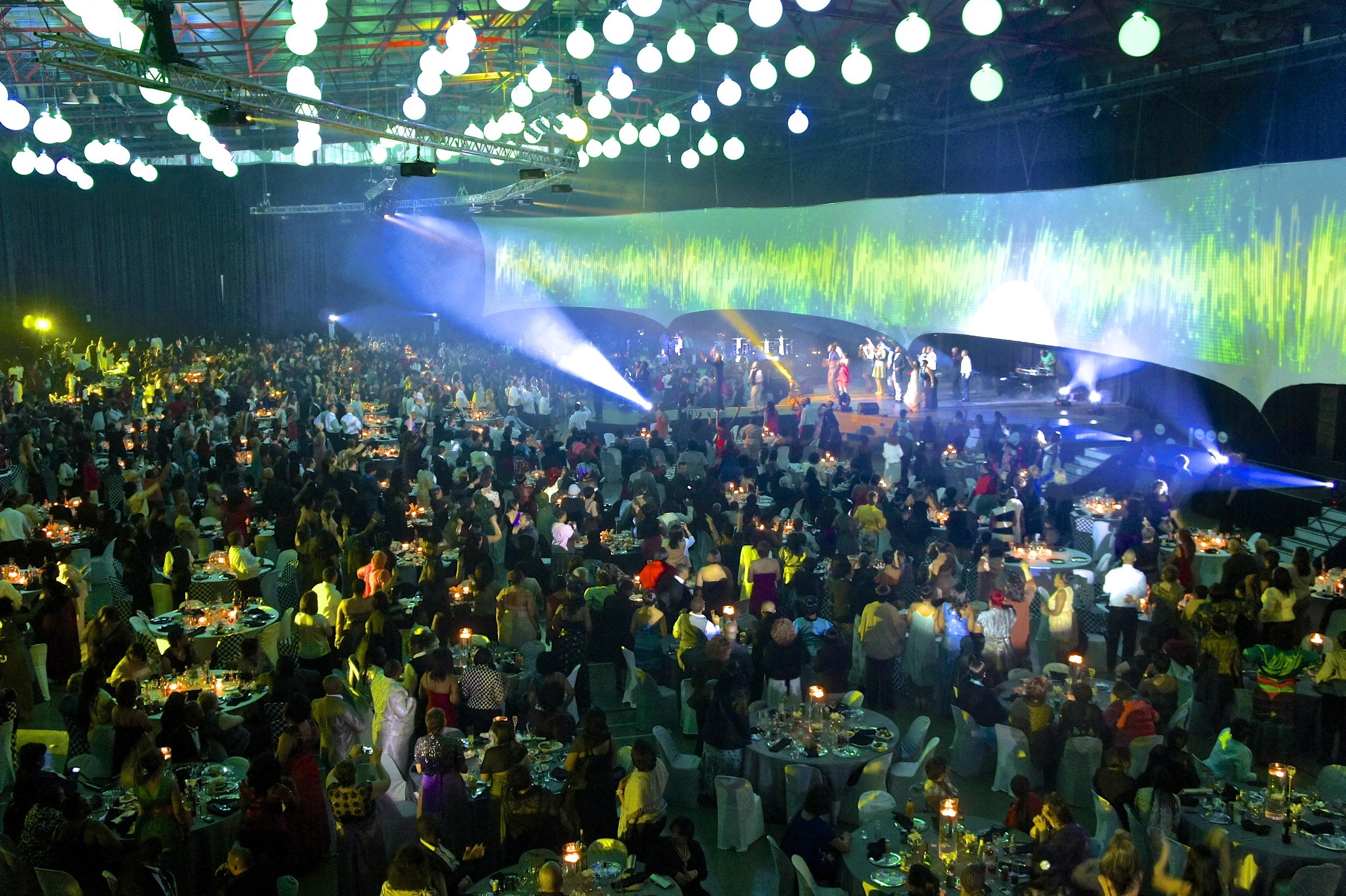 Banquet event venue