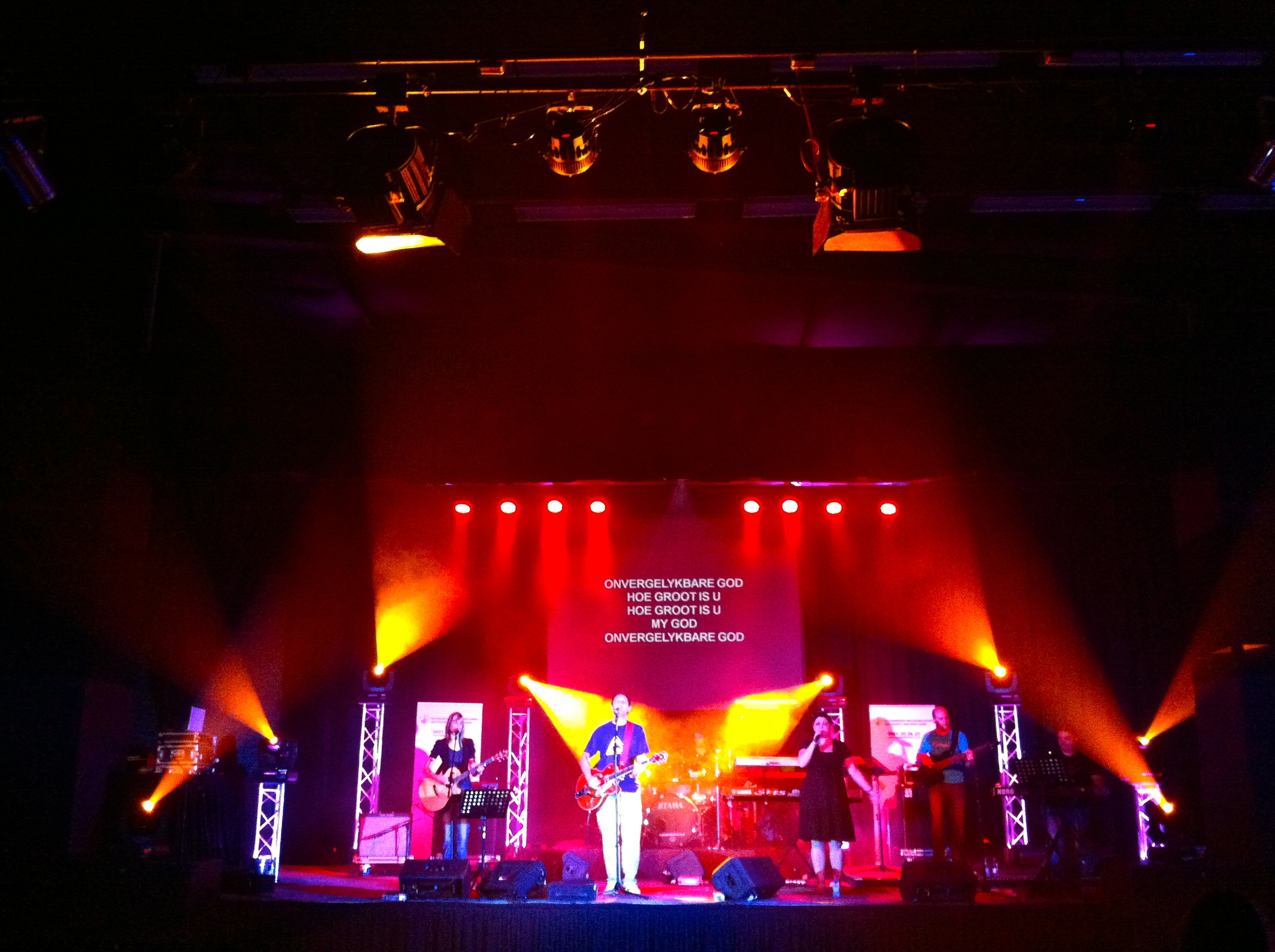 Concert Theatre Venue