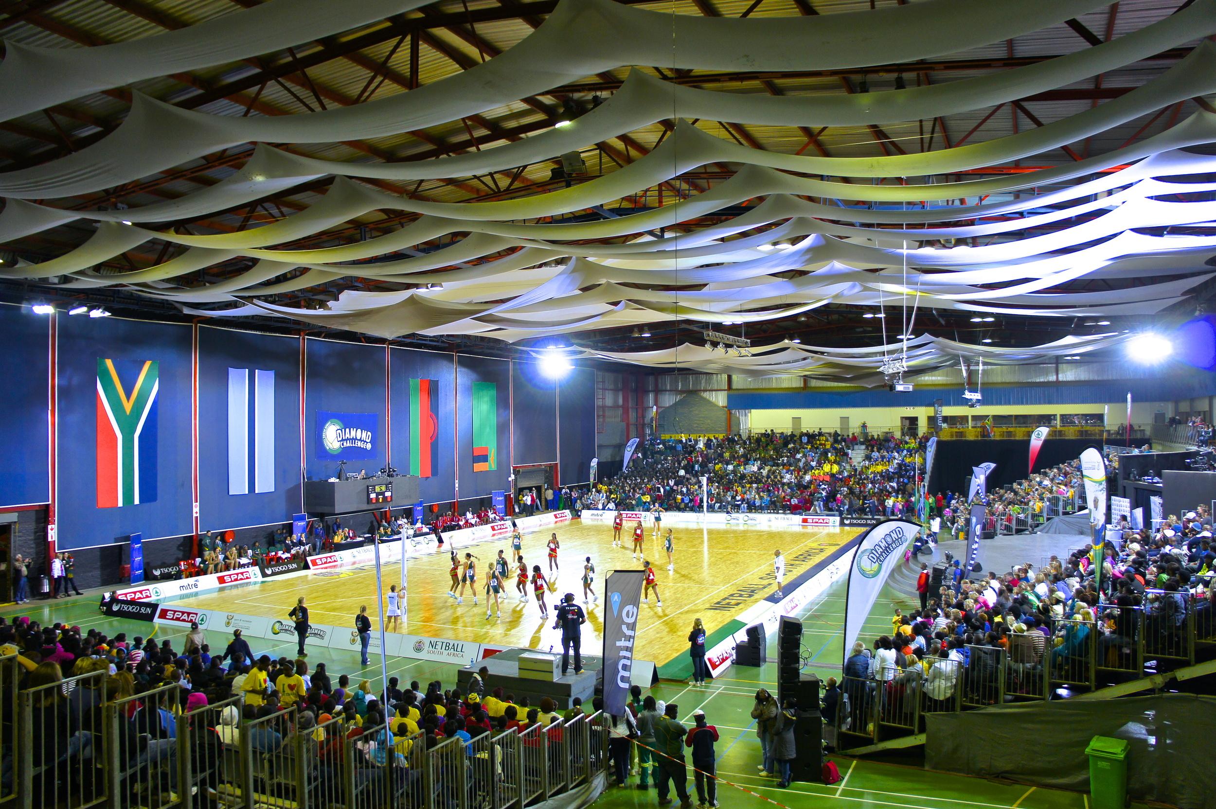 Sport Event Venue