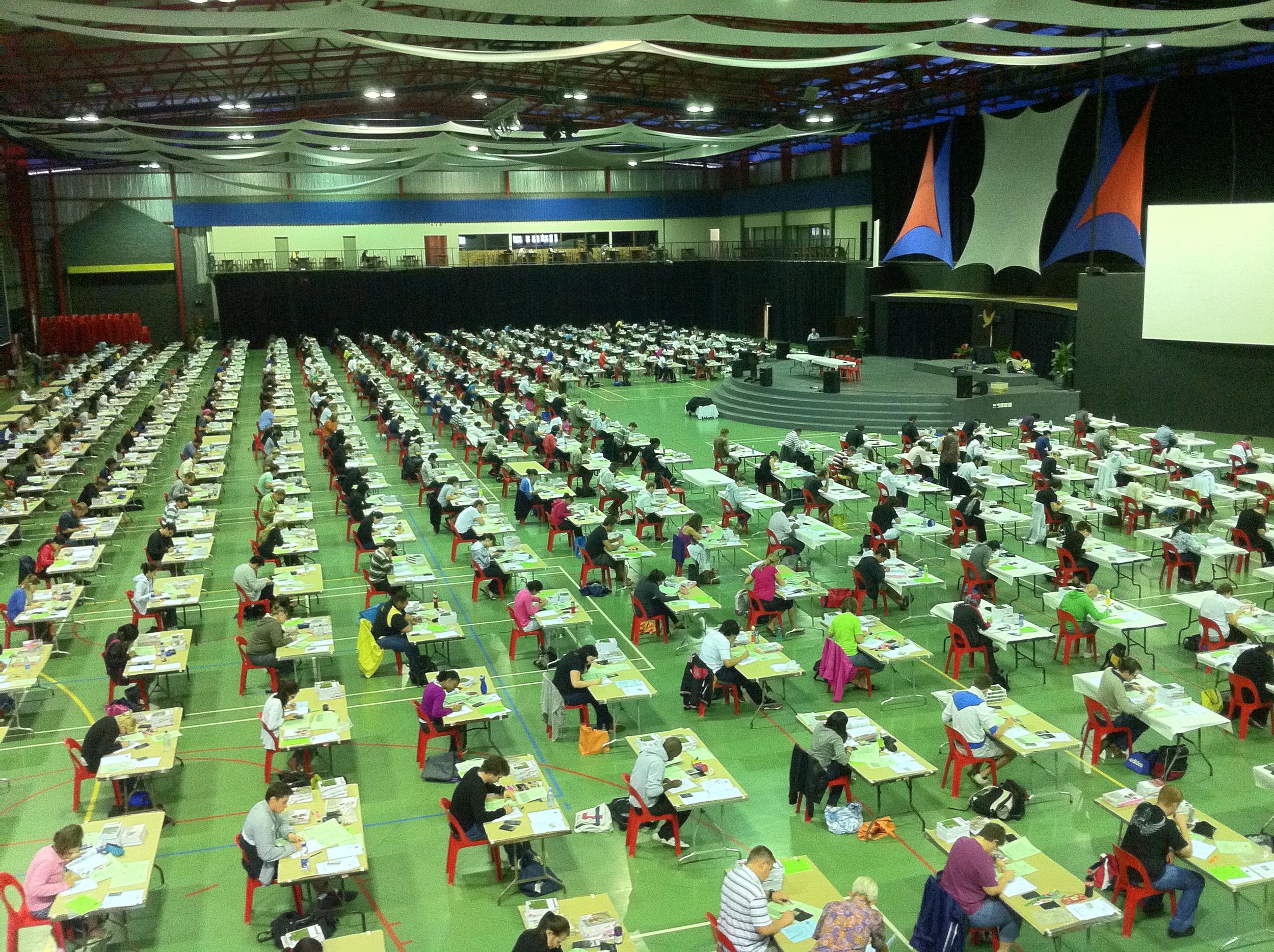SAICA Examinations event venue