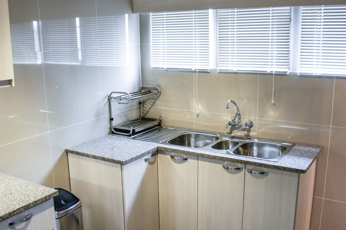 Copy of Fully Equipped Kitchen