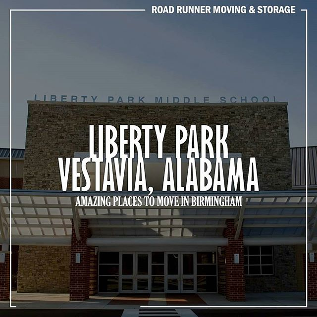 5 Amazing Places to Move in Birmingham Right Now! Coming in at #2 Liberty Park in Vestavia http://ow.ly/SudUL