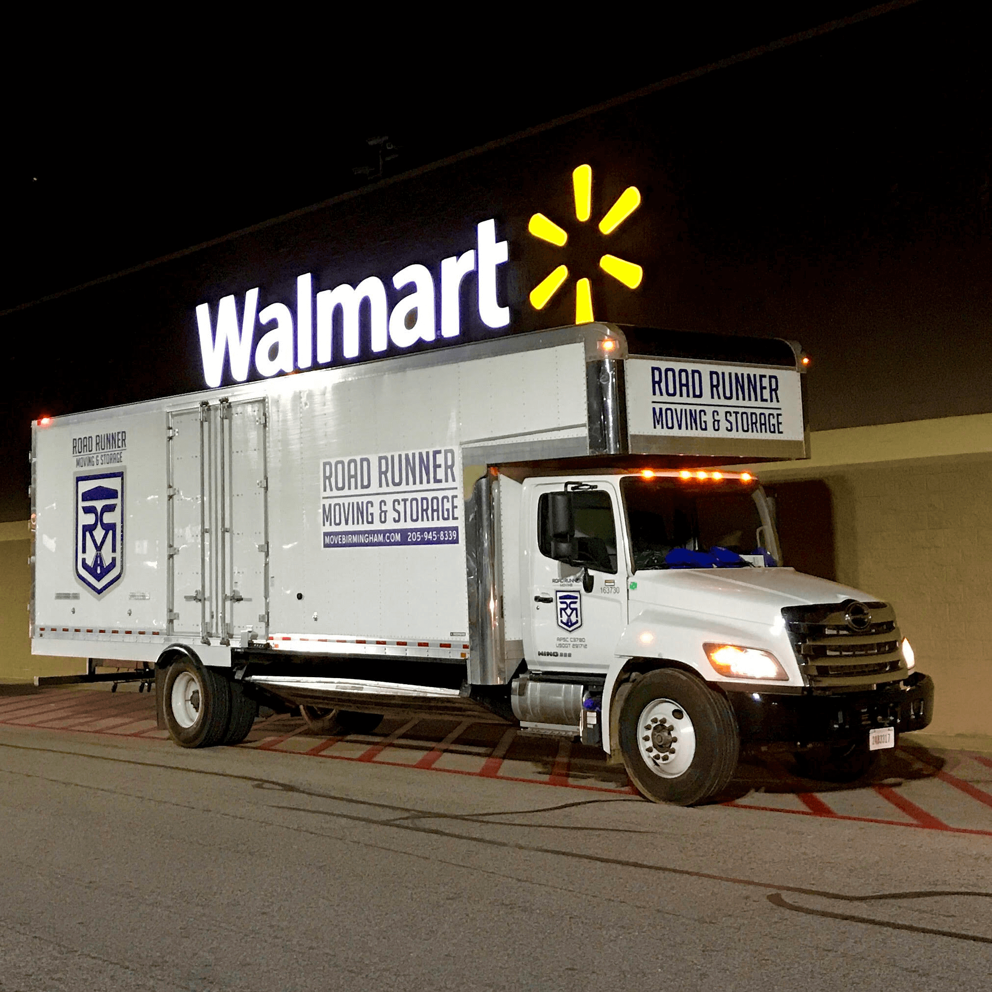 "Retail giant Walmart has become our largest commercial customer, and Road Runner teams have completed over 90 projects across the southeast. ""We know speed and convenience are important to our customers, and we're always looking for new ways to bring it to them,"" Walmart spokesman Kory Lundberg said.  ."
