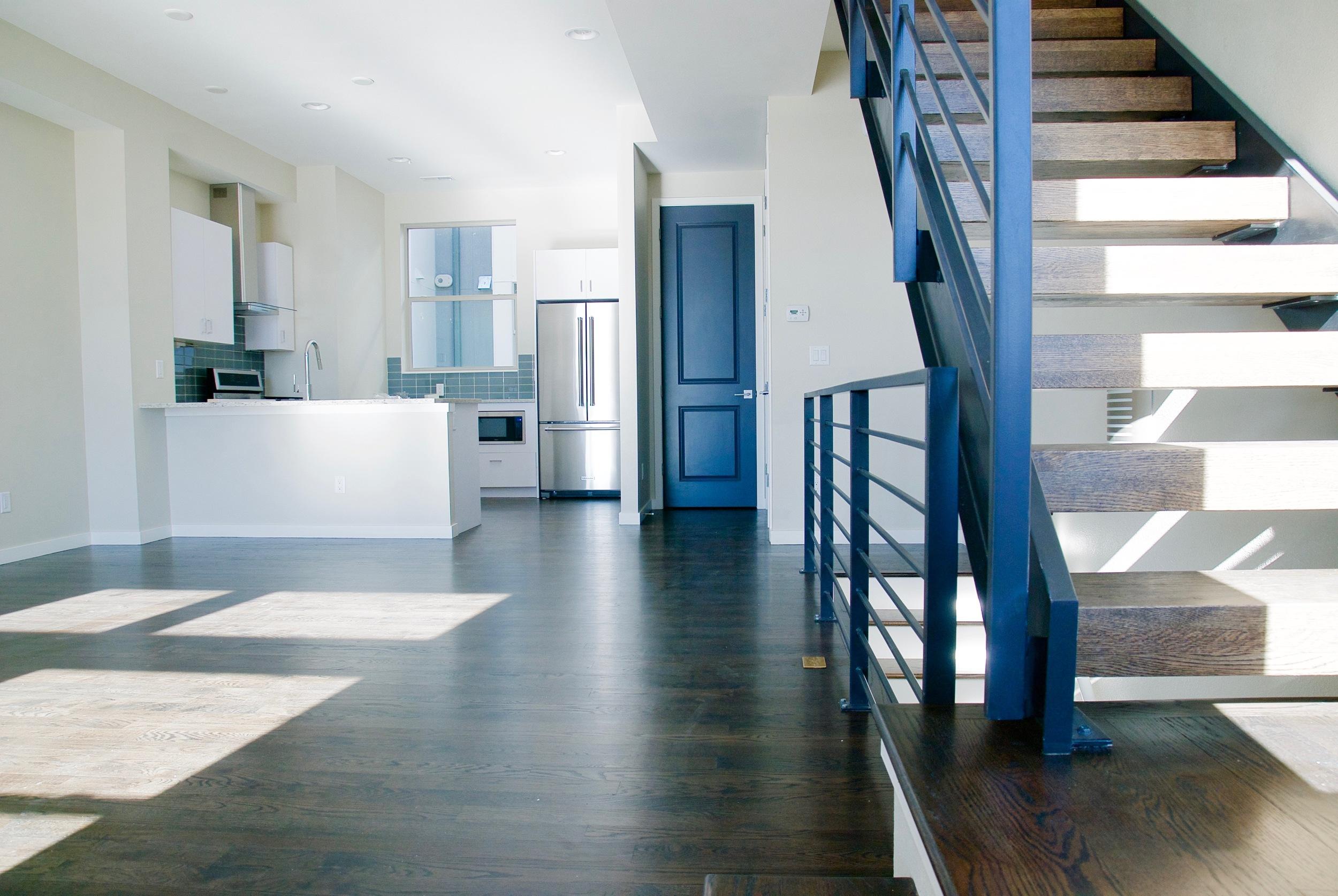 Seventh image of Residential Hardwood Flooring for Zuni Denver by ASA Flooring