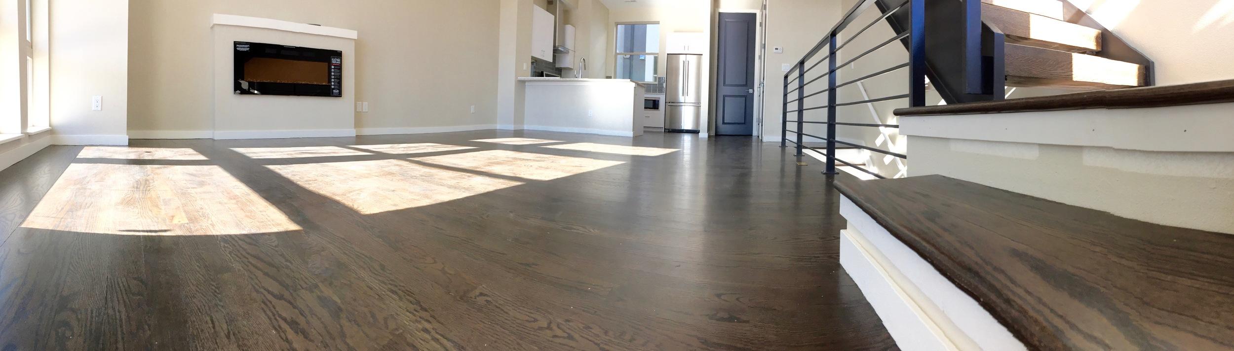 Eighth image of Residential Hardwood Flooring for Zuni Denver by ASA Flooring