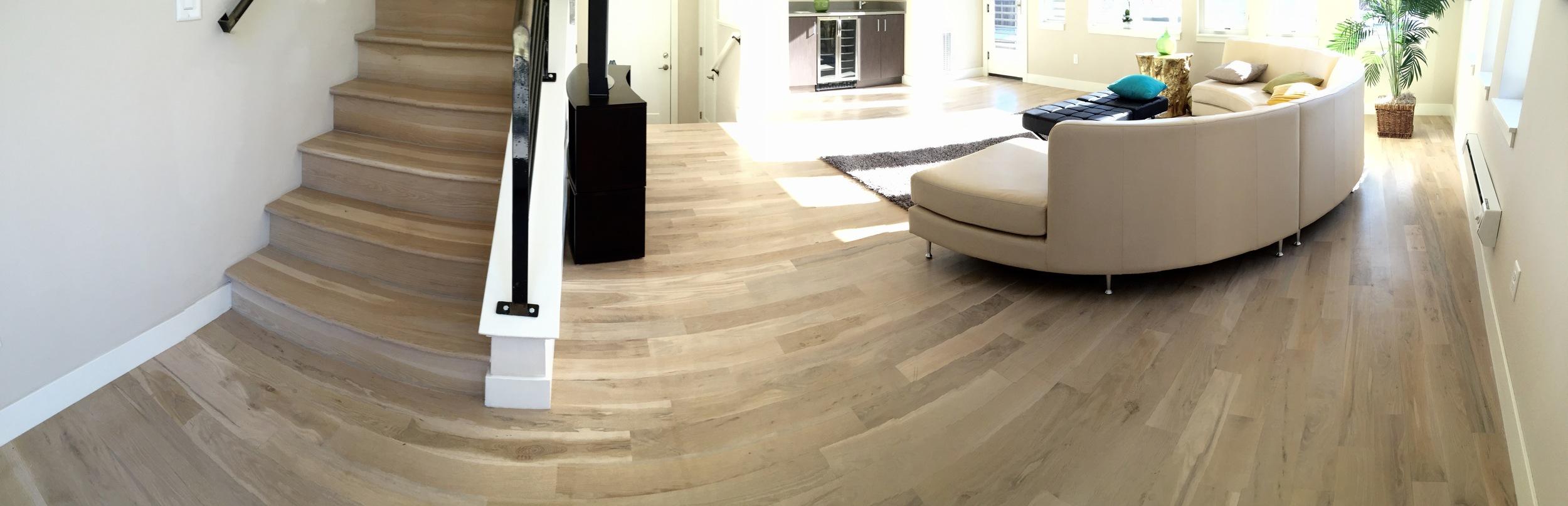 Fourth image of Residential Hardwood Flooring for Tejon Denver by ASA Flooring