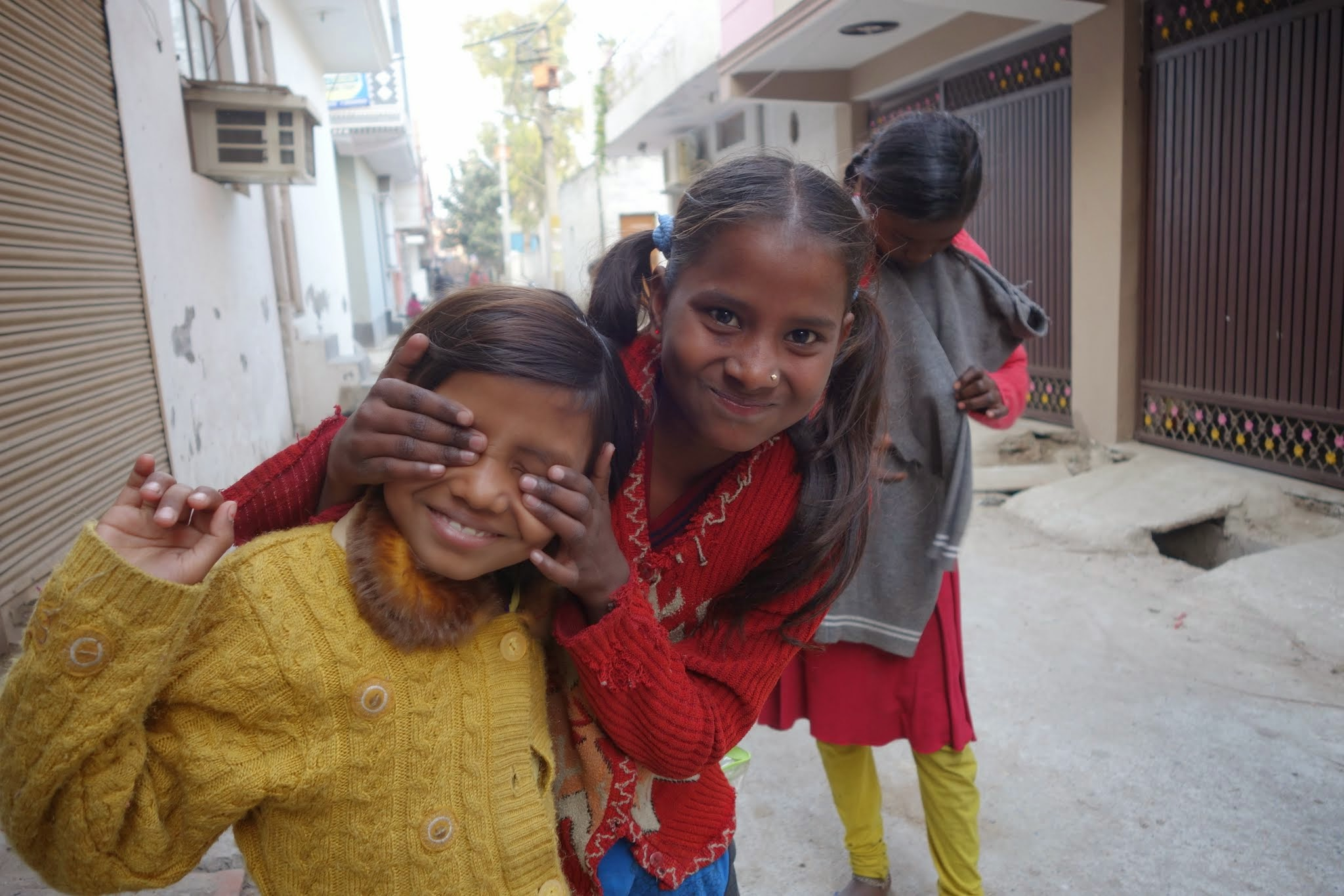 Around 30% of the world's poor live in India.