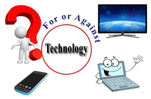 for_against_tech