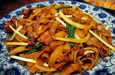 Shahe Noodles (Shahefen)