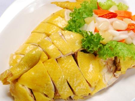 Baiqie Chicken (White Cut Chicken)
