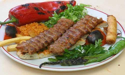 Turkish kebaps   range from kebaps cooked in a pot the skeweredkebaps.