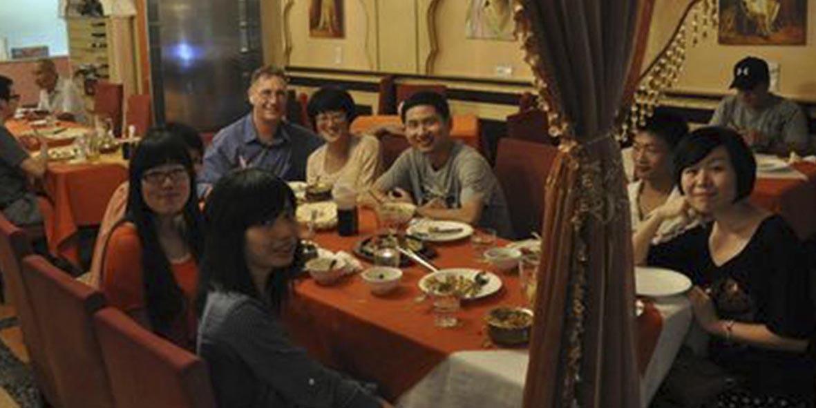 Group Trip in Shenzhen