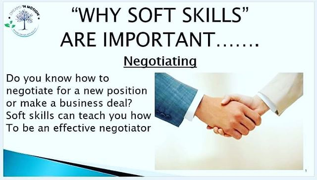 #DNMtips1 Hello everyone, welcome to Monday from sunny Paris :) As we count down the days to our first soft skill course, only 4 weeks away, another quick post highlighting the importance of Soft Skills.  P.S Contact us at +216 53 635 135, if you have any questions #softskills #DNM @dreamsnmotiontunisia