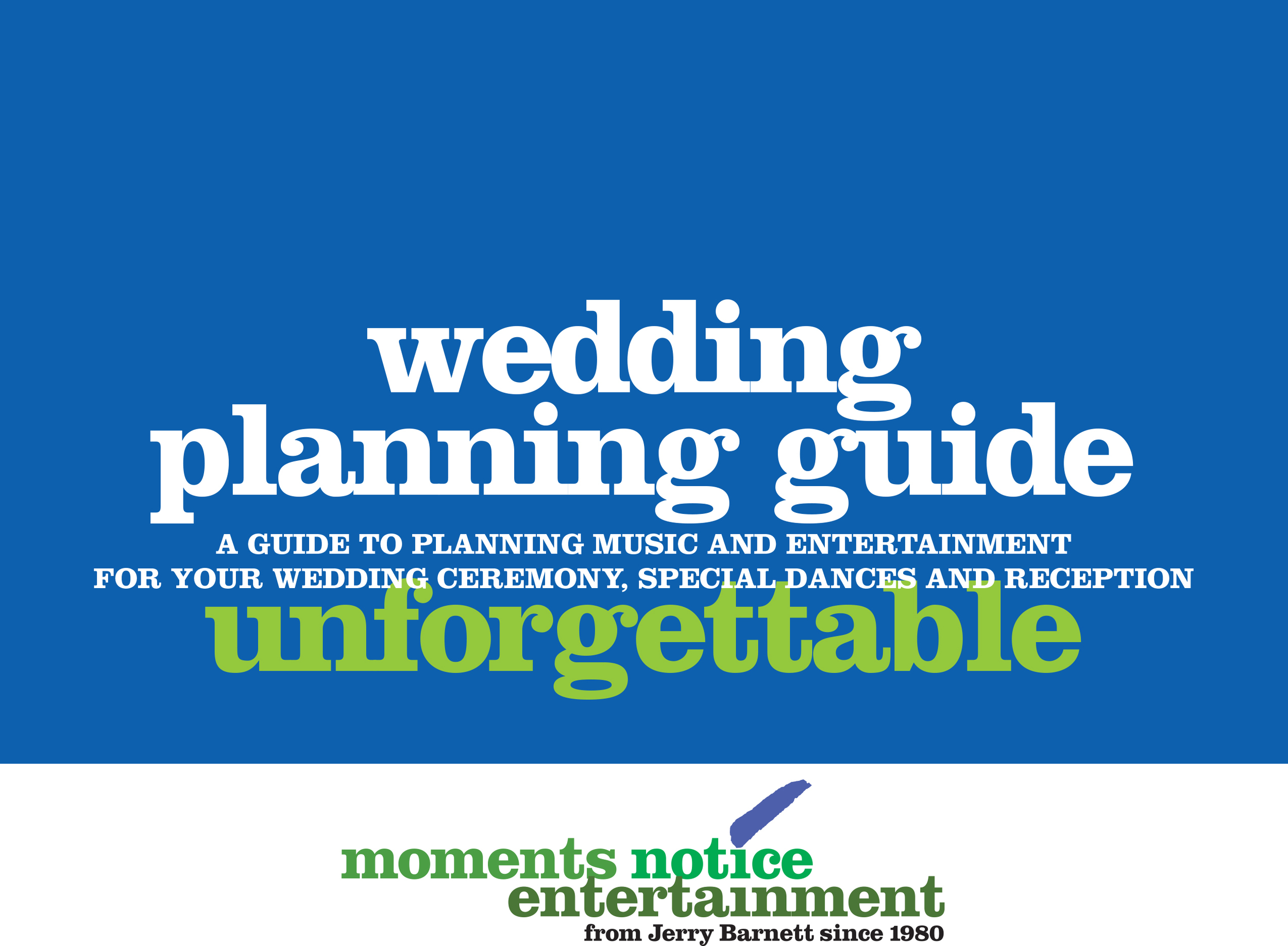 Download wedding entertainment planner