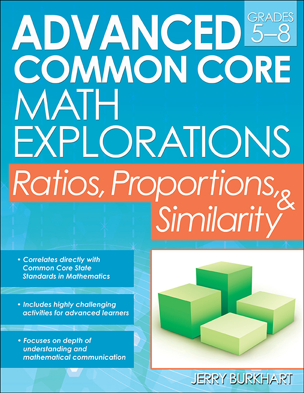 Ratios, Proportions, and Similarity — 5280 Math