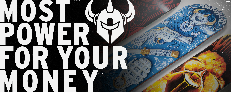 Darkstar Skateboards Most Power For Your Money