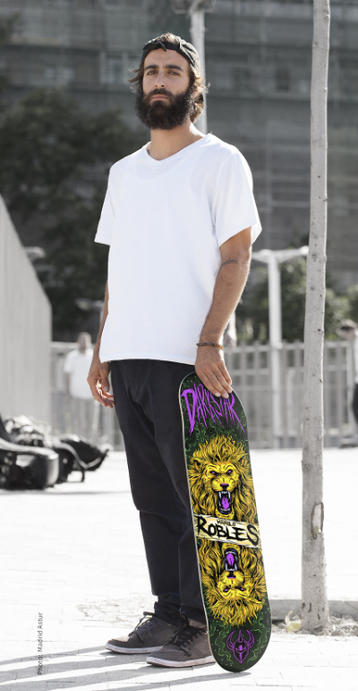 Darkstar Skateboards Manolo Robles interview