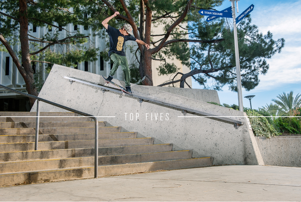 Crooked Grind 180 - PHOTO /  CAISSIE