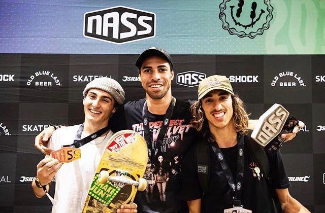Congrats @kechaud! 1st place @nassfestival🥇🔥
