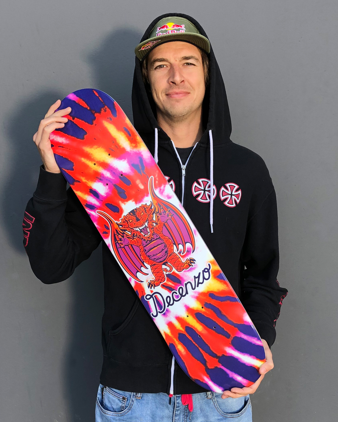 Darkstar Skateboards Summer 2019 Grizzly  Ryan Decenzo 2