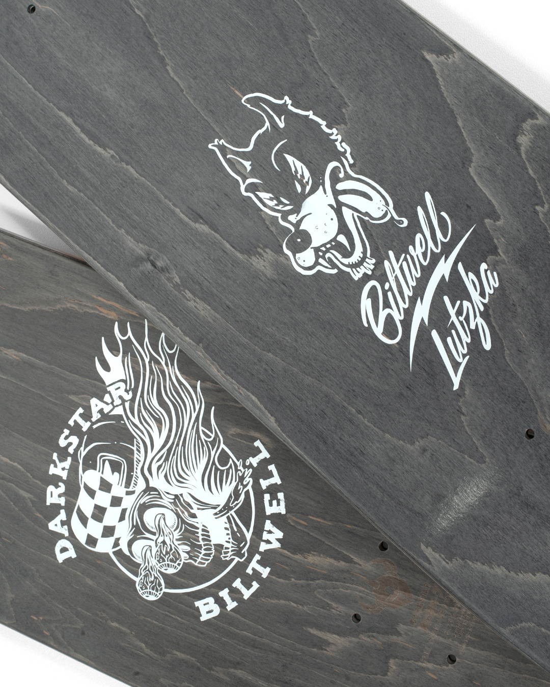 Darkstar Skateboards Summer 2019  Biltwell Lutzka PLG 2