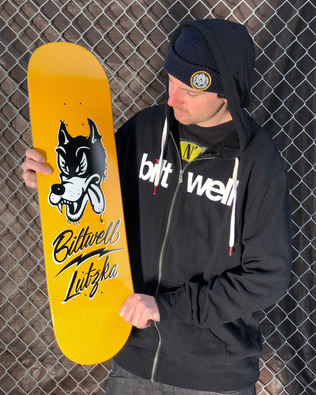 Darkstar Skateboards Summer 2019  Biltwell Lutzka PLG 3