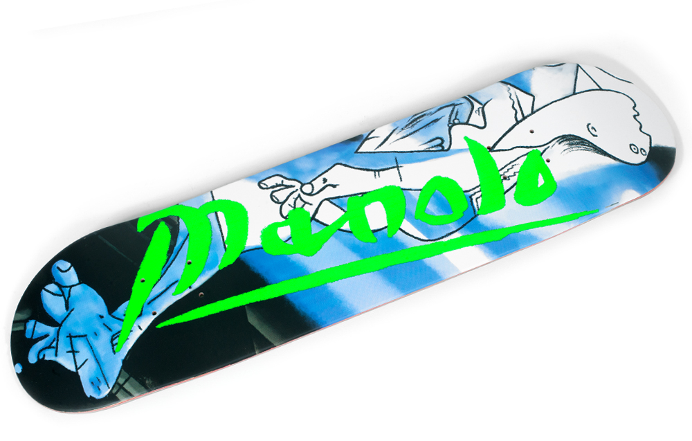 Darkstar Skateboards Summer 2019 Manolo 2